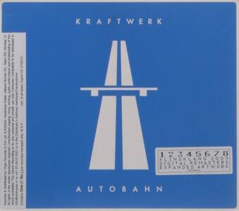 Autobahn - CD Audio di Kraftwerk
