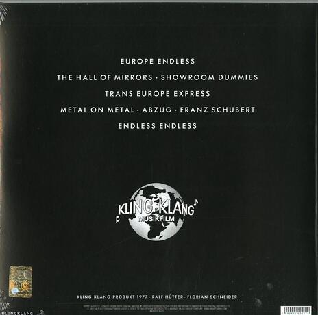 Trans-Europe Express - Vinile LP di Kraftwerk - 2
