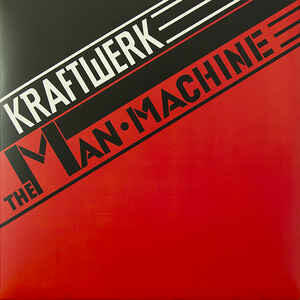 The Man-Machine - Vinile LP di Kraftwerk