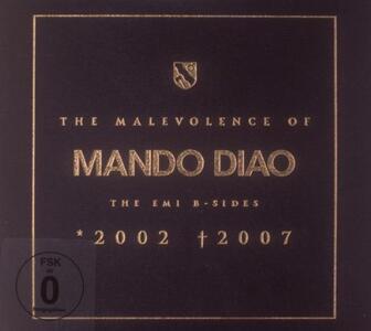 The Malevolence of Mando Diao - CD Audio di Mando Diao