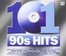 101 90's Hits - CD Audio