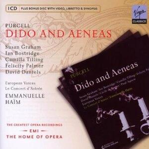 Dido and Aeneas - CD Audio di Henry Purcell,Susan Graham,Ian Bostridge,Emmanuelle Haim,Le Concert d'Astrée
