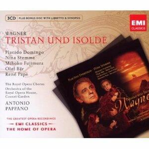 Tristano e Isotta (Tristan und Isolde) - CD Audio di Placido Domingo,Nina Stemme,Richard Wagner,Antonio Pappano