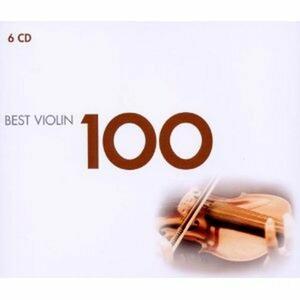 100 Best Violin - CD Audio