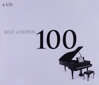 100 Best Chopin - CD Audio di Fryderyk Franciszek Chopin
