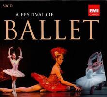 A Festival of Ballet - CD Audio