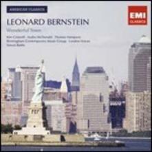 Wonderful Town - CD Audio di Leonard Bernstein