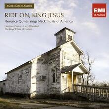 Ride on King Jesus - CD Audio di Florence Quivar