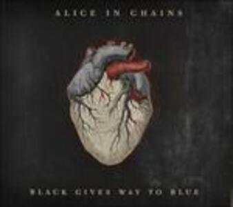 Black Gives Way to Blue - CD Audio di Alice in Chains
