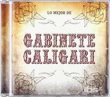 Lo Mejor De Gabinete Caligari - CD Audio di Gabinete Caligari