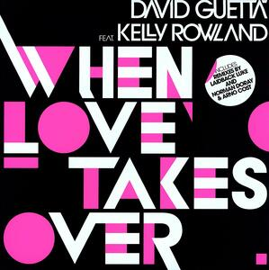 When Love Takes Over Part.2 ep - CD Audio di David Guetta