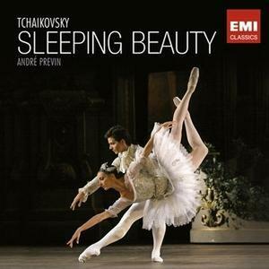 La bella addormentata - CD Audio di Pyotr Il'yich Tchaikovsky,André Previn