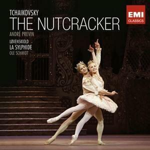 Lo schiaccianoci - CD Audio di Pyotr Il'yich Tchaikovsky,André Previn