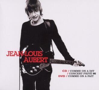 Giftpack - CD Audio di Jean Louis Aubert