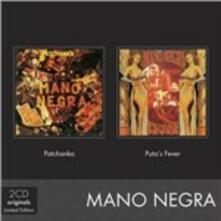 Patchanka - Puta's Fever - CD Audio di Mano Negra