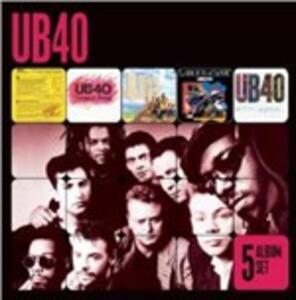 5 Album Set - CD Audio di UB40