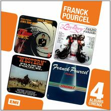 Coffret 4 Cd Cinema - CD Audio di Franck Pourcel
