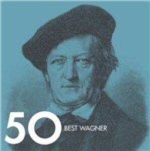 50 Best Wagner - CD Audio di Richard Wagner