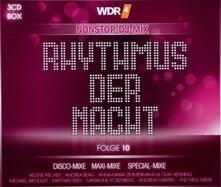 Wdr4 Rhytmus der Nacht 10 - CD Audio