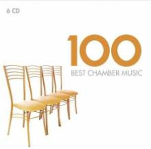 100 Best Chamber Music - CD Audio