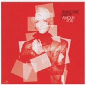 L'amour Fou - CD Audio di Françoise Hardy