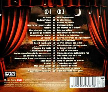 Hymne a la mome. Best of - CD Audio di Edith Piaf - 2