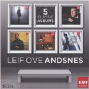 Leif Ove Andsnes - CD Audio di Leif Ove Andsnes