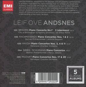 Leif Ove Andsnes - CD Audio di Leif Ove Andsnes - 2