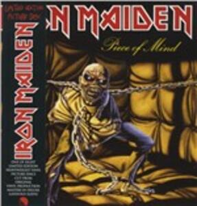 Piece of Mind - Vinile LP di Iron Maiden