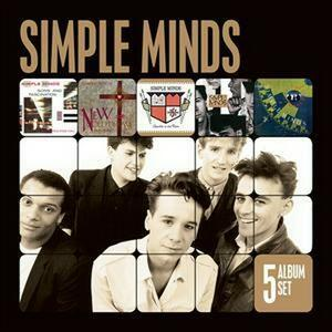 5 Album Set - CD Audio di Simple Minds