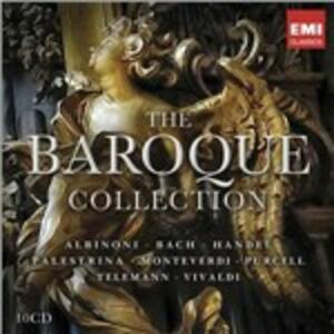 The Baroque Collection - CD Audio