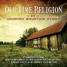 Old Time Religion - CD Audio