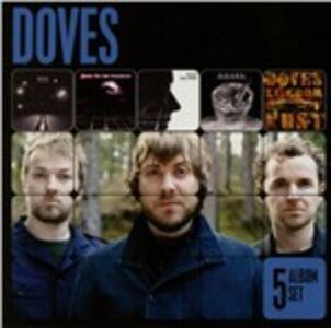 5 Album Set - CD Audio di Doves