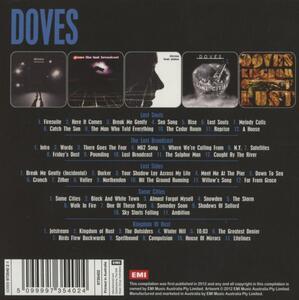 5 Album Set - CD Audio di Doves - 2