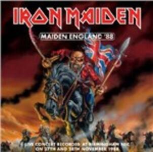 Maiden England '88 - Vinile LP di Iron Maiden