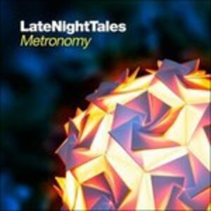 Late Night Tales - Metronomy - Vinile LP + CD Audio