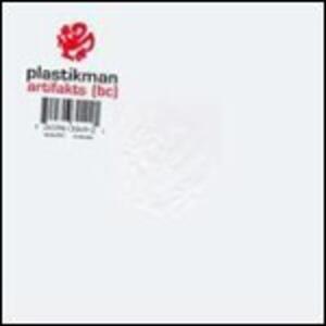 Artifakts (BC) - CD Audio di Plastikman