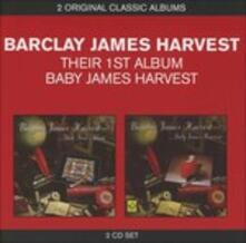 2 Original Classic Albums - CD Audio di Barclay James Harvest