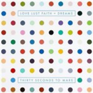 Love, Lust, Faith + Dreams - Vinile LP di 30 Seconds to Mars