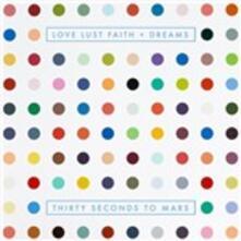 Love, Lust, Faith + Dreams (Deluxe Edition) - CD Audio + DVD di 30 Seconds to Mars