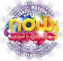 Now Spring 2013 - CD Audio