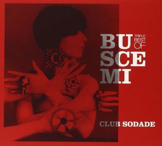 Club Sodade - CD Audio di Buscemi
