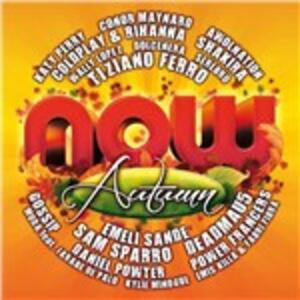 Now Autumn 2012 - CD Audio