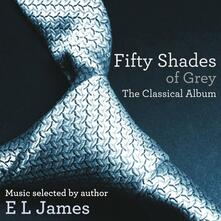 Cinquanta sfumature di grigio (Selected by E.L. James) - CD Audio