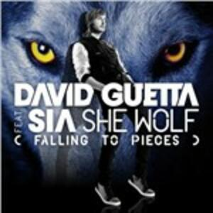 She Wolf (Falling to Pieces) - Vinile LP di David Guetta