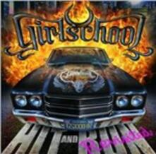 Hit and Run Revisited - CD Audio di Girlschool