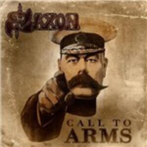 Call to Arms - CD Audio di Saxon