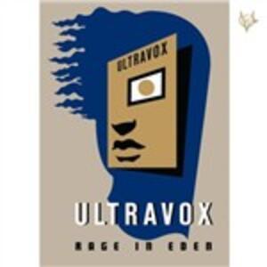 Rage in Eden - CD Audio di Ultravox