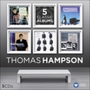 Thomas Hampson - CD Audio di Thomas Hampson
