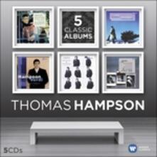 Thomas Hampson (Limited) - CD Audio di Thomas Hampson